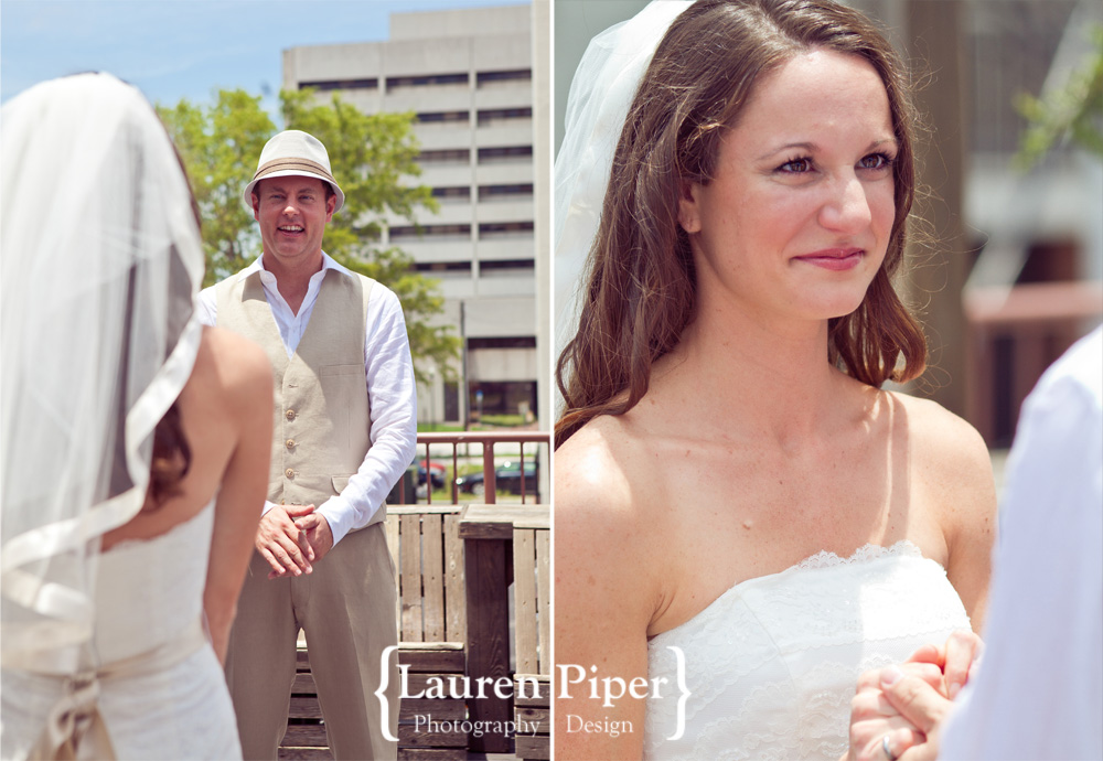 Downtown Tampa Wedding