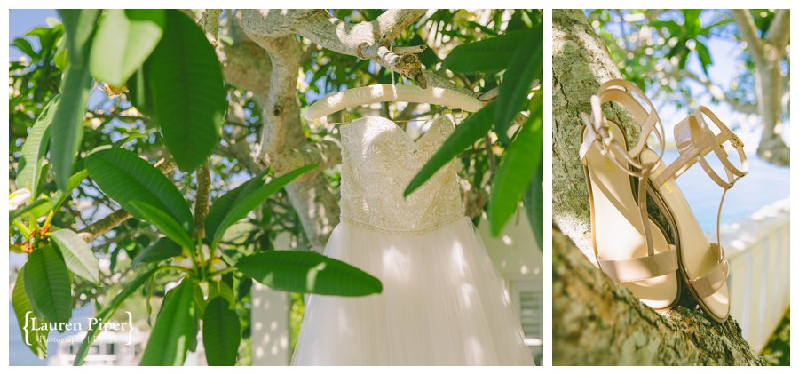 Bermuda Wedding Dress